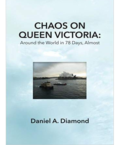 Chaos ON Queen Victoria