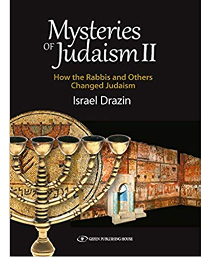 Mysteries Judaism II