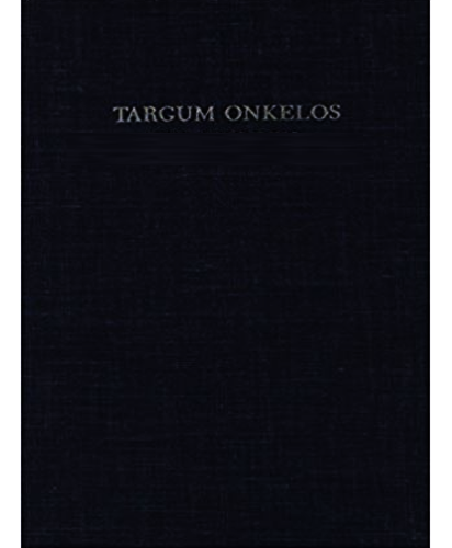 Targumic Studies