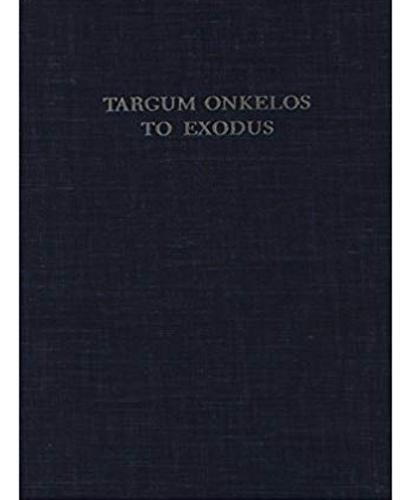 Onkelos To Exodus